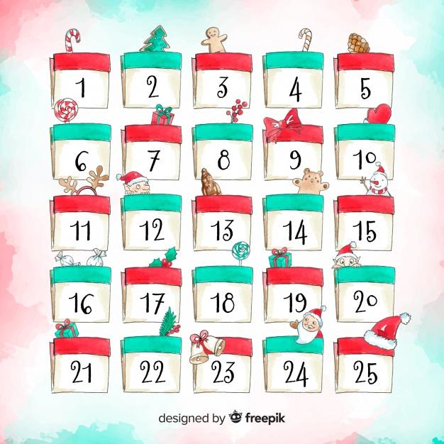 Dónde Nació La Tradición De Los Calendarios De Adviento